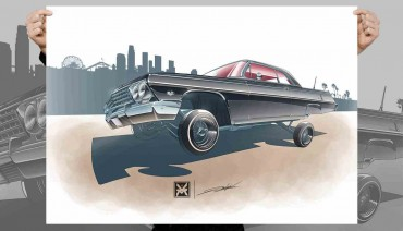 Chevrolet Impala 1962