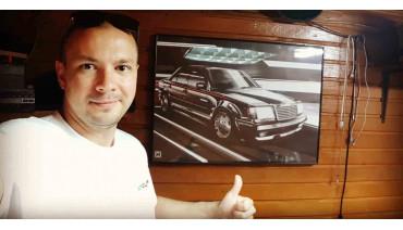 Mercedes-Benz E500 W124
