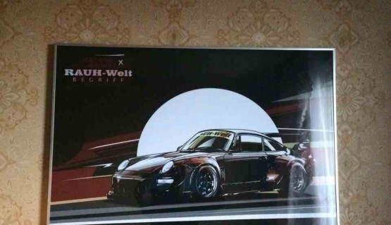 Porsche 911 (993) RWB