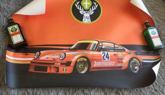Porsche 911 Turbo RSR Type 934  Jagermeister