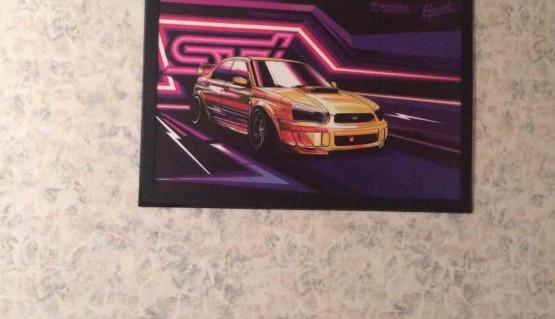 Subaru Impreza WRX STi (GDB)