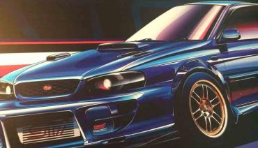 Subaru Impreza WRX type R STi (GC8)